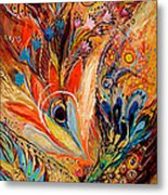 Diptych The Moments Of Love Part I Metal Print by Elena Kotliarker