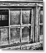 Dirty Windows Metal Print
