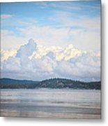 Early Morning Discovery Passage  Metal Print
