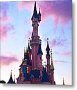 Disney Dream Metal Print