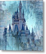 Disney Dreams Metal Print