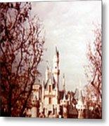 Disneyland 1977 Metal Print