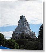 Disneyland Park Anaheim - 12123 Metal Print