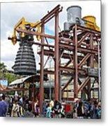 Disneyland Park Anaheim - 121247 Metal Print