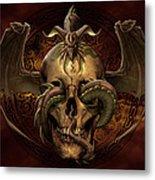 Dissent Metal Print by Tom Wood