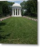 District Of Columbia War Memorial Metal Print