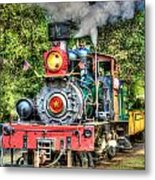 Dixiana Engine Metal Print