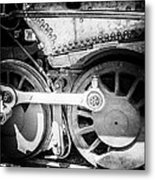 Do The Locomotive With Me Metal Print