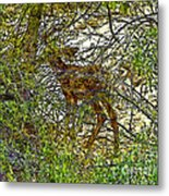 Do You See What I See? Metal Print