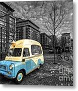 Docklands Ice Cream  Metal Print