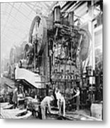 Dodge Brothers Automobile Factory, 1915 Metal Print