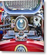 Dodge Brothers - Boyce Motometer Metal Print
