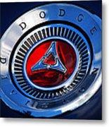Dodge Division Metal Print