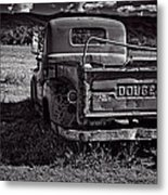 Dodge In The Zone Metal Print