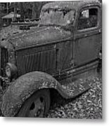 Dodge Tough Metal Print