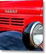 Dodge Truck Metal Print