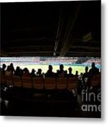 Dodger Stadium 2 Metal Print