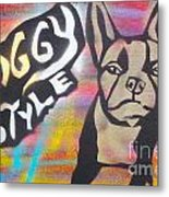 Doggy Style 1 Metal Print