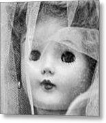 Doll 13 Metal Print