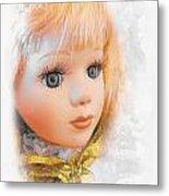 Doll 622-12-13 Marucii Metal Print