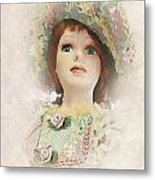 Doll 624-12-13 Marucii Metal Print