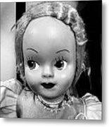 Doll 1 Metal Print