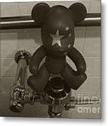 Doll No. 2 Metal Print