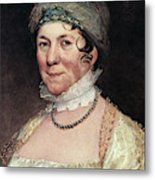 Dolley Payne Todd Madison (1768-1849) Metal Print