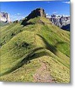 Dolomites - Crepa Neigra Metal Print