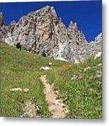 Dolomites - Gran Cir Metal Print