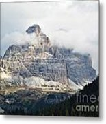 Dolomites Of Italy Metal Print