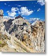 Dolomiti - Costabella Mount Metal Print