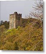 Dolwyddelan Castle Metal Print