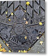Dome District Metal Print