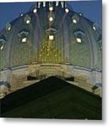 Dome In A Dome   # Metal Print