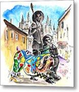 Don Quijotes New Pet Metal Print