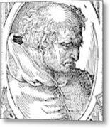Donato Bramante (1444-1514) Metal Print