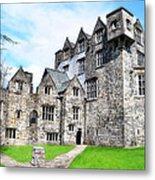 Donegal Castle - Ireland Metal Print