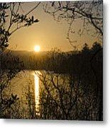 Donegal Morning - Lough Eske Metal Print