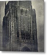 Doomed Castle Metal Print