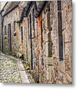 Doon A Scottish Wynd Metal Print