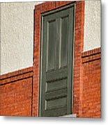 Door To No Where Metal Print
