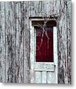 Door To The Past Metal Print