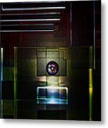 Door To The Sky Metal Print