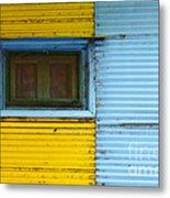 Doors And Windows Buenos Aires 15 Metal Print