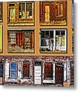 Doors And Windows Metal Print