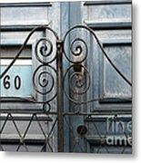 Doors And Windows Salvador Brazil 2 Metal Print