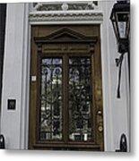 Doors Of Amsterdam 01 Metal Print