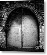 Doors To The Other Side Metal Print