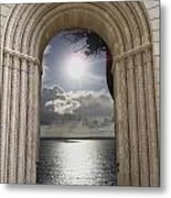 Doorway 22 Metal Print